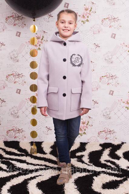 """Пальто для девочки """"Vikki"""""""
