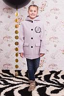 """Пальто для девочки """"Vikki"""", фото 1"""