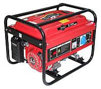 Бензиновый генератор Бригадир   БГ-3000  3,0 кВт  р.с.