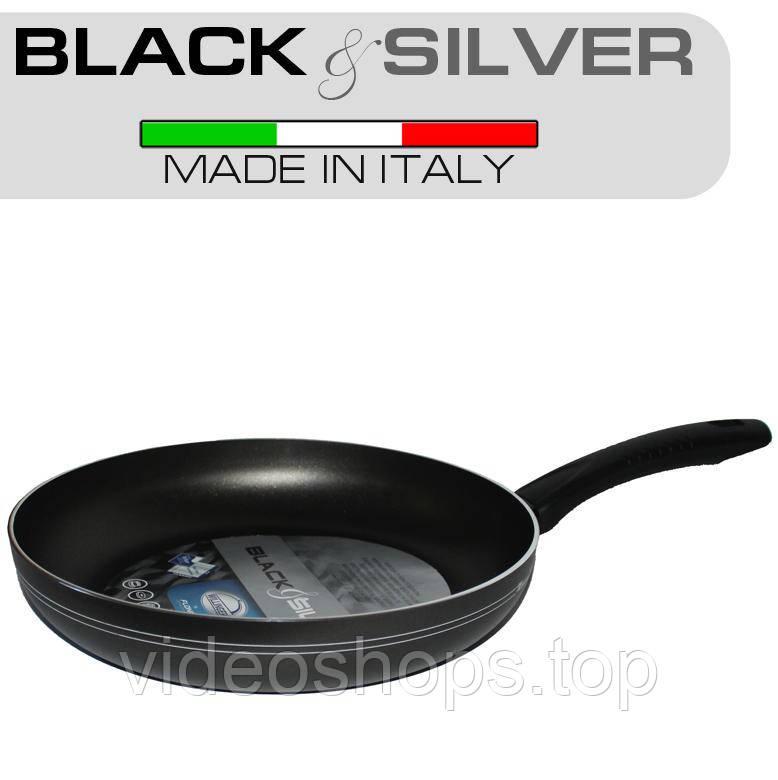 Сковорода Willinger Black&Silver Ø26см с антипригарным покрытием