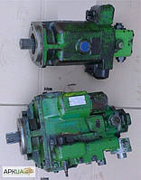 Быстрый ремонт гидромоторов хода  AH169693/ AH204424 John Deere (Джон Дир)