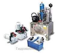 Проектирование и разработка гидравлических насосных станций в широком ассортименте согласно технич. заданию