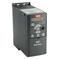 Danfoss VLT Micro Drive FC 51 0,75 кВт 380 В