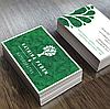 Печать визиток дешево