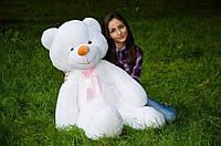 Мягкая игрушка Плюшевый Мишка Рафаэль Белый 140 см