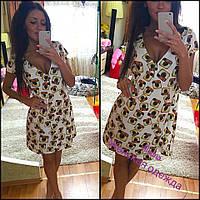 Женское летнее платье Инстаграмм