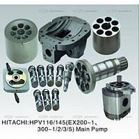 Ремонт гідромоторів та гідронасосів HITACHI, фото 1