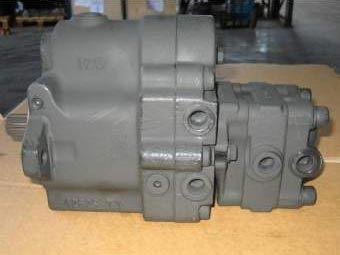 Ремонт гідромоторів та гідронасосів для міні-екскаваторів NACHI