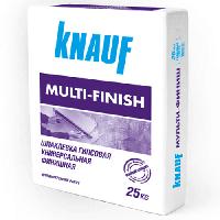 KNAUF MULTI-FINISH Шпаклевка гипсовая (25 кг)