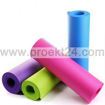 Премиум-коврик для фитнеса 1800×600×10мм