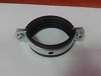 Хомут 60 для соединения внутренней коаксиальной трубы 60/100