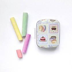 Жестяная коробка, цвет 001