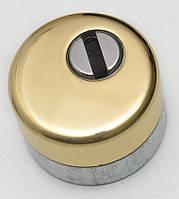 Защитная броненакладка врезная STANDART (H-33 мм. (золото) Azzi fausto
