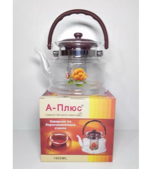 Заварочный чайник А-Плюс 1047 1.6 л