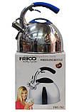 Чайник Frico FRU-762 3.0 л, фото 2