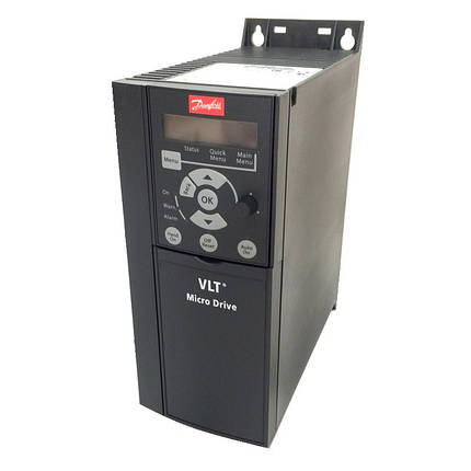 Danfoss VLT Micro Drive FC 51 2.2 кВт 380 В, фото 2