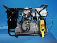 Электрическая и пневматическая маслостанция для гидравлического гайковерта Tritorc HPL 101 и Tritorc APL 101