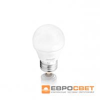 Лампа светодиодная шар P-5-4200-27  5вт 230V