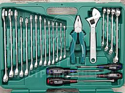 Набор инструментов JONNESWAY S04H624101S (101 предмет), фото 3
