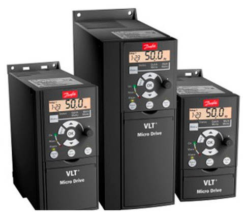 Danfoss VLT Micro Drive FC 51 4.0 кВт 380 В, фото 2