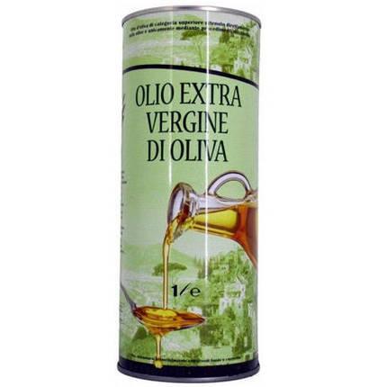 Масло Оливковое 1л Olio Extra Vergine di Oliva первого отжима, фото 2
