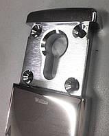 Защитная броненакладка сдвижная магнитная MG-320 (полированный хром) DiSec