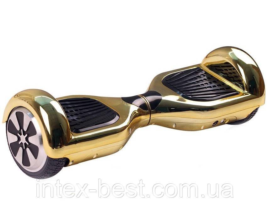 Гироборд U3 Chrome Gold
