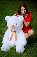 Мягкая игрушка Плюшевый Рафаель Мишка Белый 120см