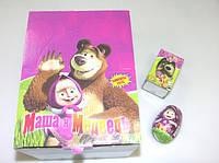 Шоколадное яйцо Маша и Медведь 60 гр. 24 шт. Aras