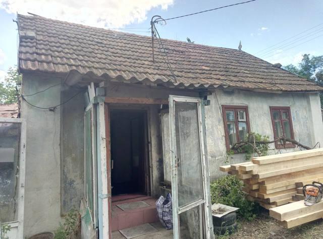 Реставрация старого дома с.Русская слобода 3
