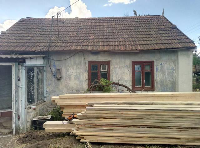 Реставрация старого дома с.Русская слобода 2