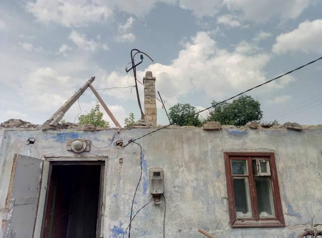 Реставрация старого дома с.Русская слобода 7