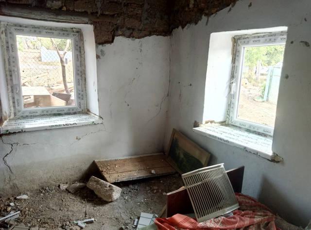 Реставрация старого дома с.Русская слобода 16