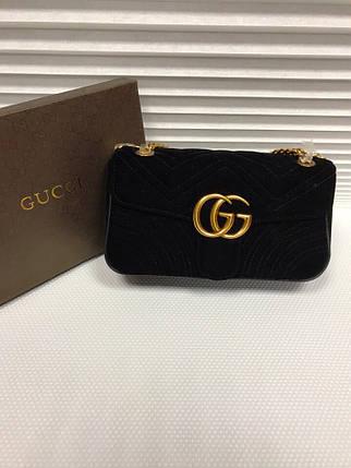 "489ad264e707 Купить Сумка Gucci №7 ""GG Marmont"": продажа, цены на женские сумочки ..."