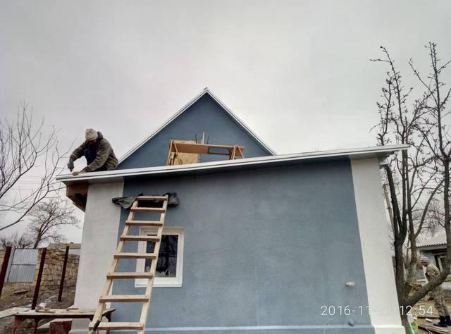 Реставрация старого дома с.Русская слобода 25