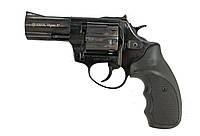"""Револьвер под патрон Флобера VIPER-3"""" (черный пластик)"""