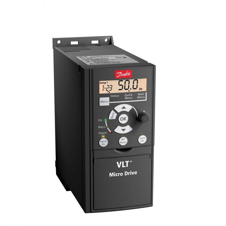 Danfoss VLT Micro Drive FC 51 18.5 кВт 380 В
