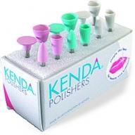 Головки полировальные, Kenda Чаша маленькая, Розовый