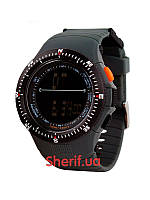 Часы армейские Skmei 0989 military sport Black  0989BK