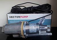 Вибрационный насос Vector Pump SV60T25(с кабелем 10м.)