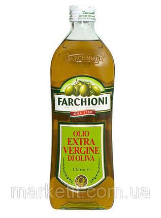 Оливковое итальянское масло Farchioni Olio Extra Vergine 1 л., фото 2