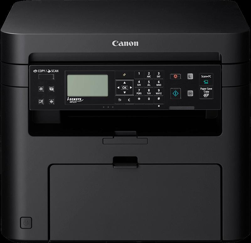 Заправка Canon i-SENSYS MF231 картридж 737