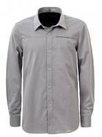 Рубашка для мальчика Glo-story р.134-164 (арт.2987св.серый)