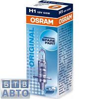 Автолампа дальнього світла H1 12V 55W (Osram 64150)