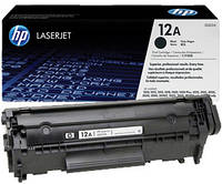 Заправка картриджа HP LJ 1010/ 1012/ 1015/ 1018/ 1020/ 1022 (Q2612A)