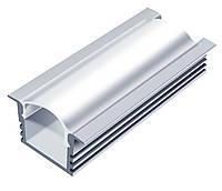 Профиль алюминиевый ЛПВ12, фото 1