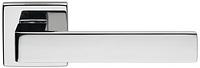 Дверная ручка на квадратной розетке QUATTRO 02-Z 264/14-Z-ZC хром DND