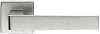 Дверная ручка на квадратной розетке QUATTRO 02-Z 264/14-Z-ZCS матовый хром DND