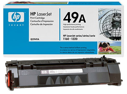 Заправка картриджа HP LJ 1160/ 1320/ 3390/ 3392mfp (Q5949A)