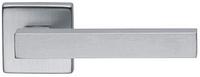 Дверная ручка на квадратной розетке STICK 02 861/14 - ZCS матовый хром DND